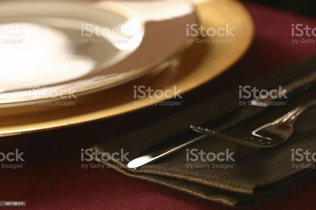 Beautiful Dinner II royalty-free stock photo