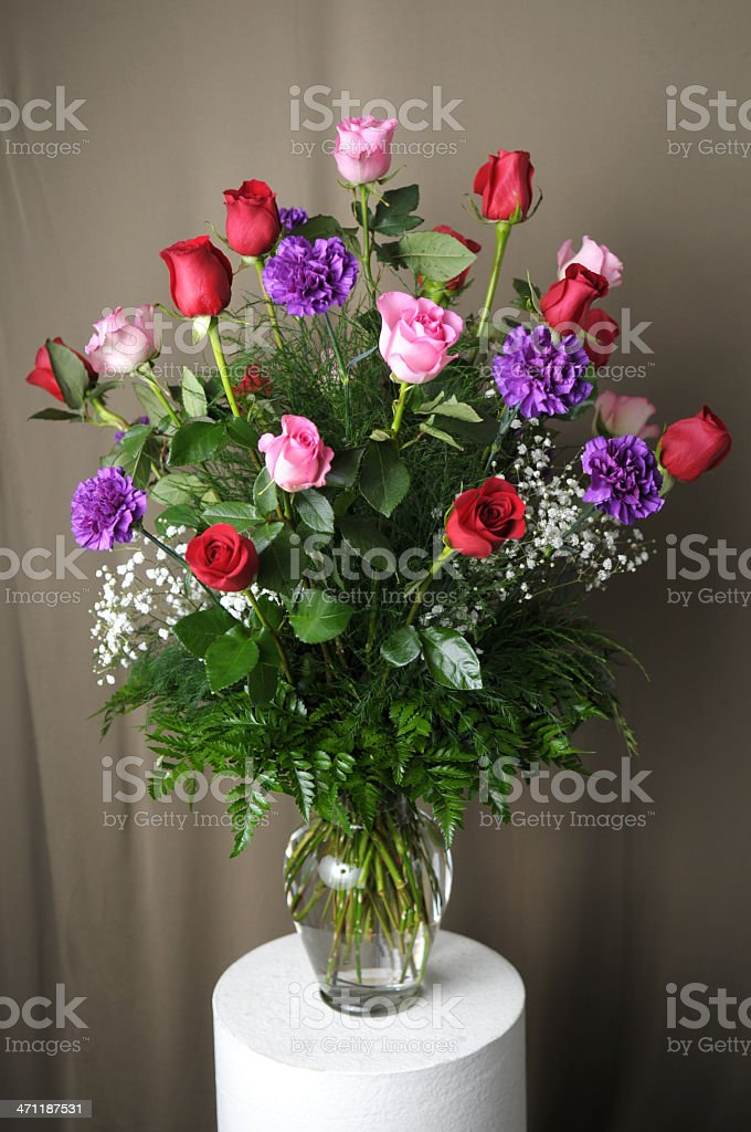 Beautiful Floral Arrangement royalty-free stock photo