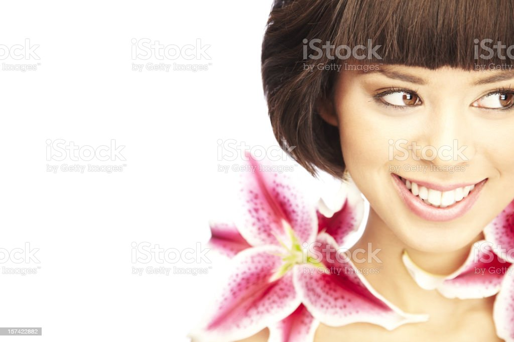 Beautiful Flower royalty-free stock photo
