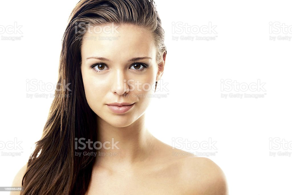 Beautiful from the inside out royalty-free stock photo