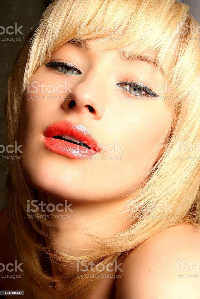 beautiful girl 02 royalty-free stock photo