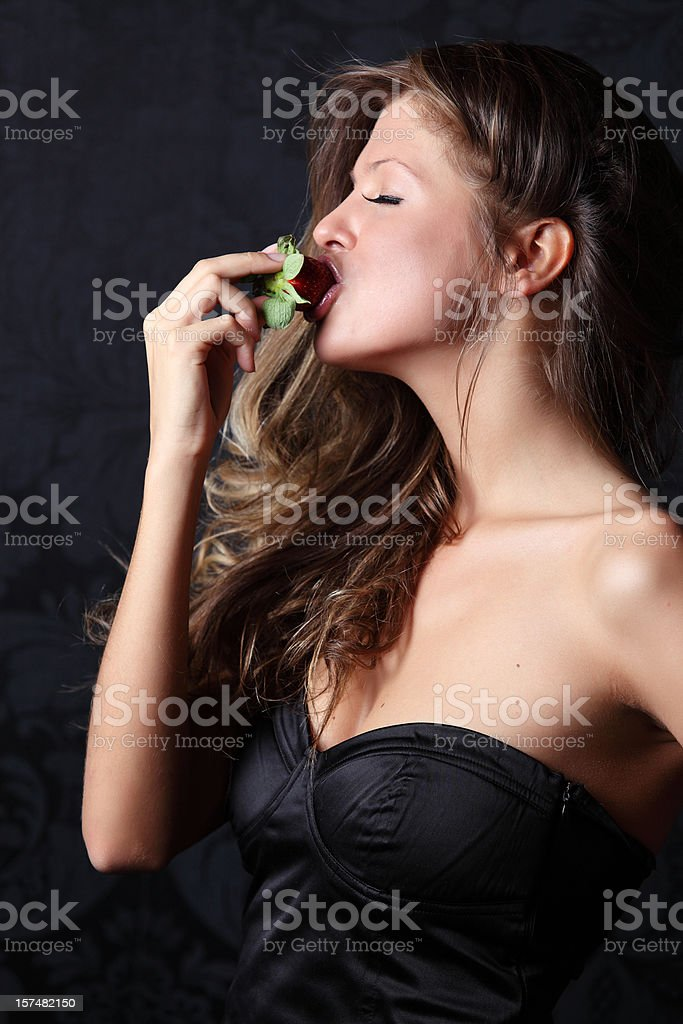 Beautiful girl! stock photo