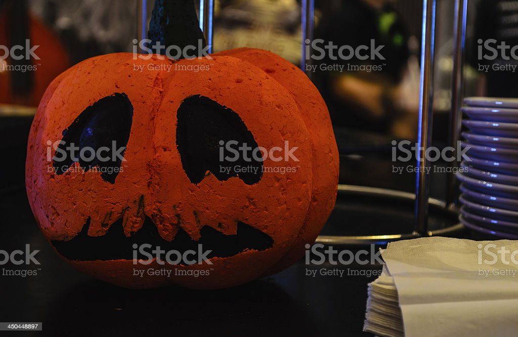 Beautiful Halloween stock photo