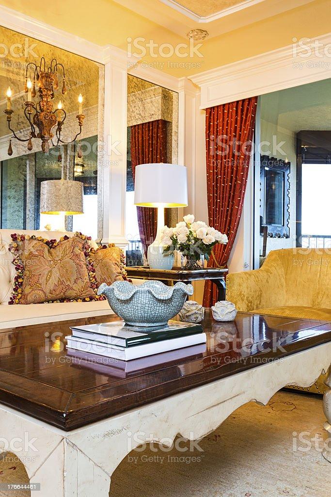 Beautiful Home royalty-free stock photo