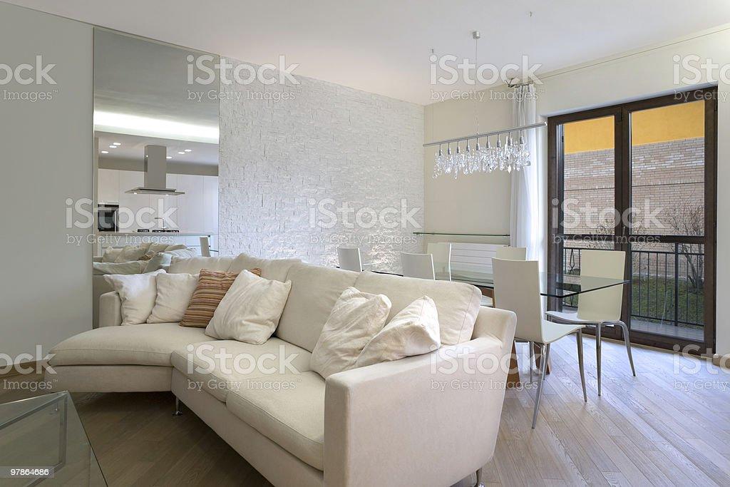 beautiful house royalty-free stock photo