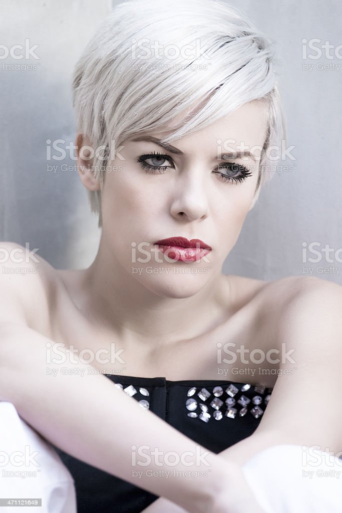 Beautiful Intensity stock photo