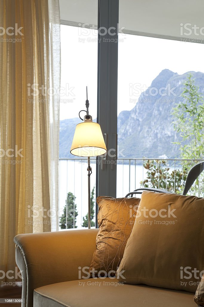 beautiful interior royalty-free stock photo