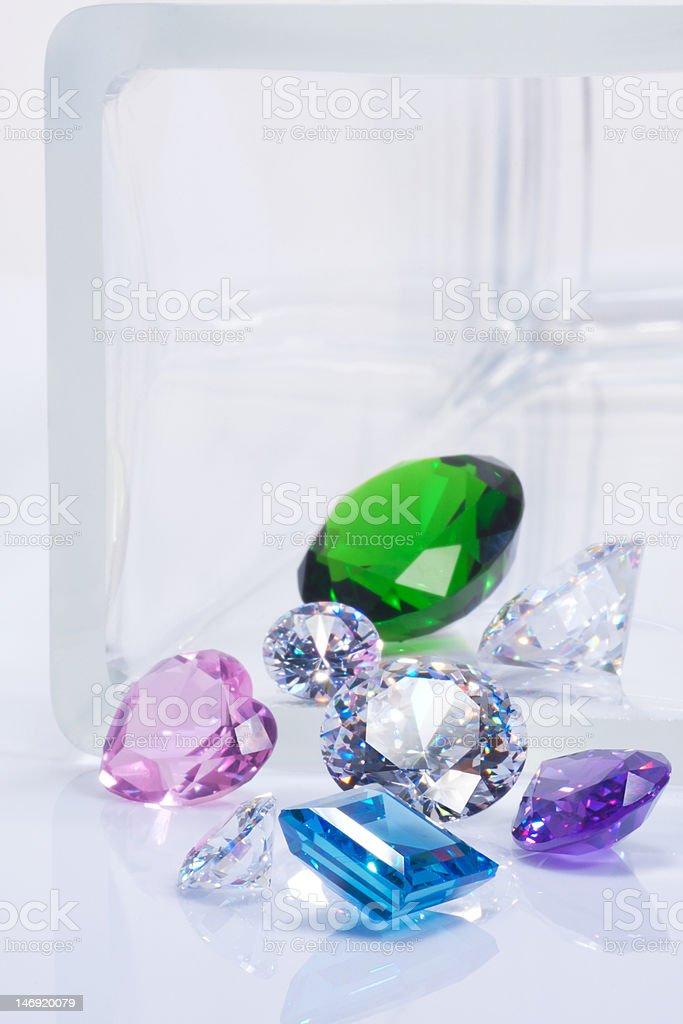beautiful jewel royalty-free stock photo