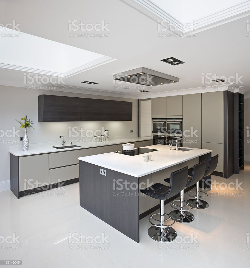 beautiful kitchen square composition royalty-free stock photo