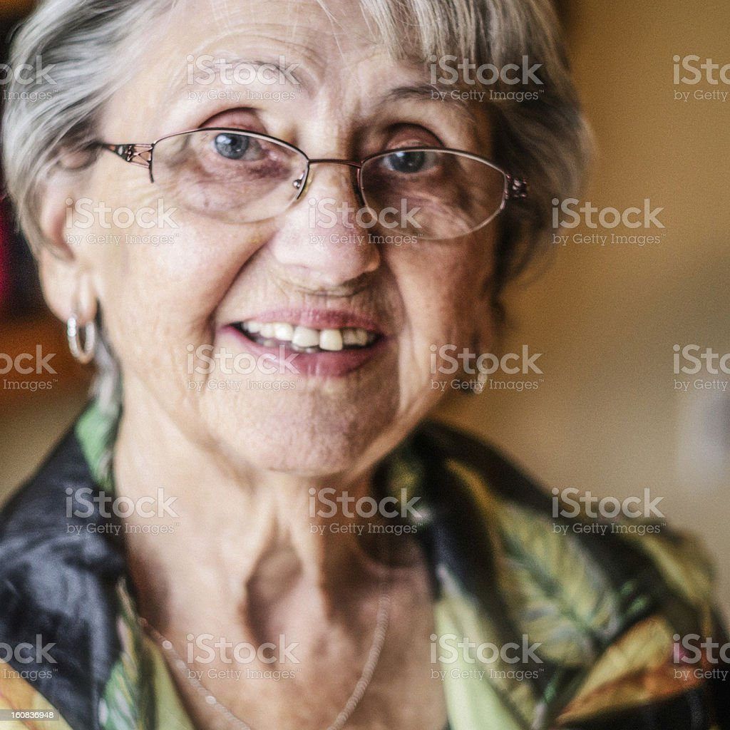 Beautiful lady stock photo