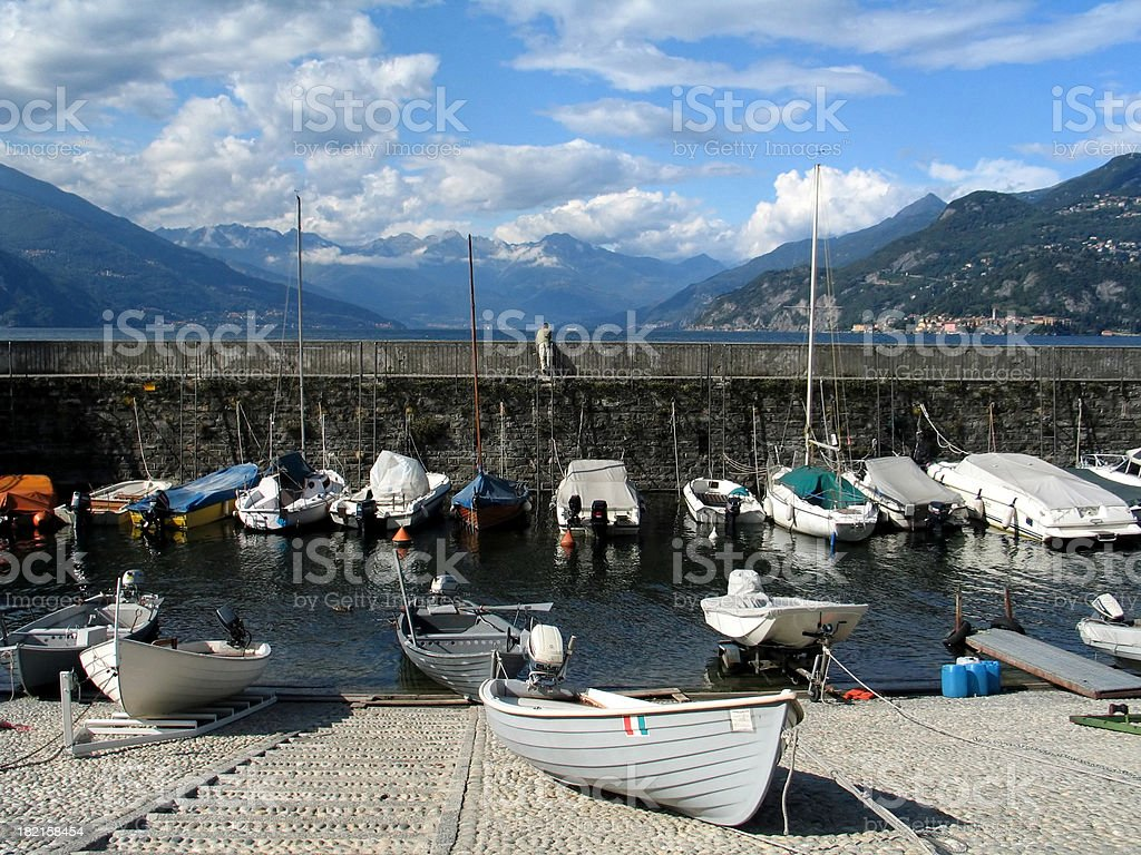 Beautiful Lago di Como (5) royalty-free stock photo