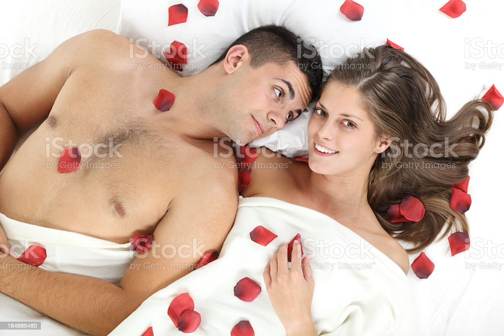 Beautiful love royalty-free stock photo