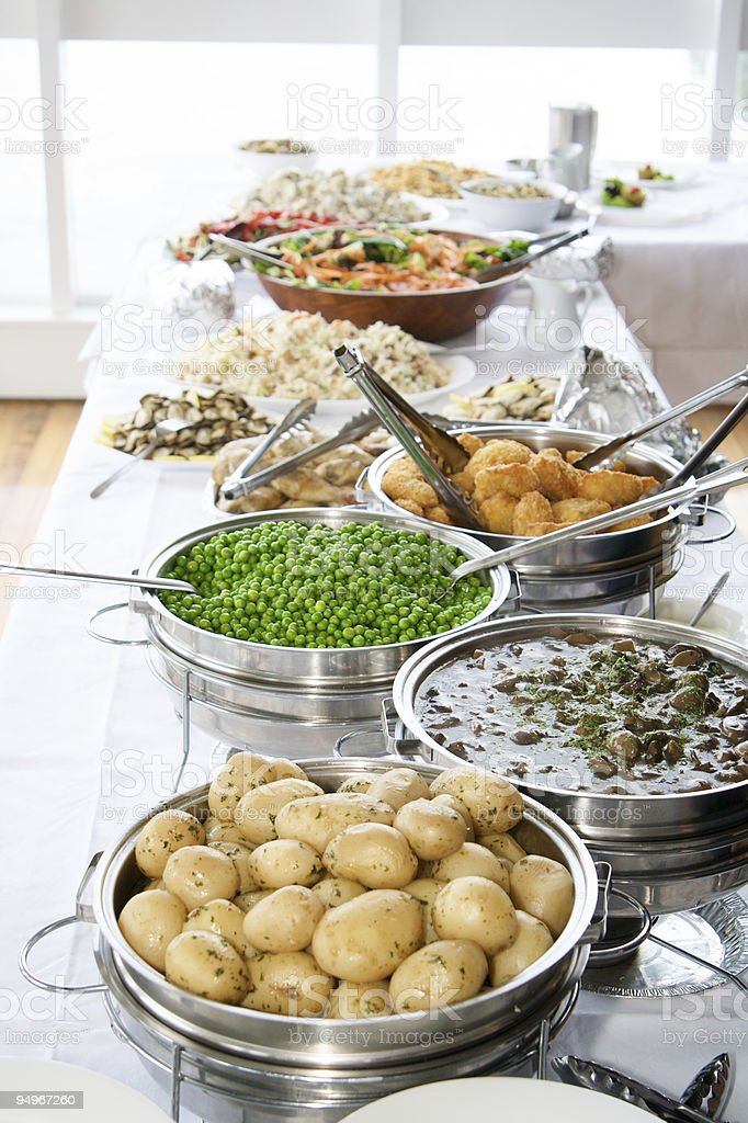 Beautiful meal royalty-free stock photo