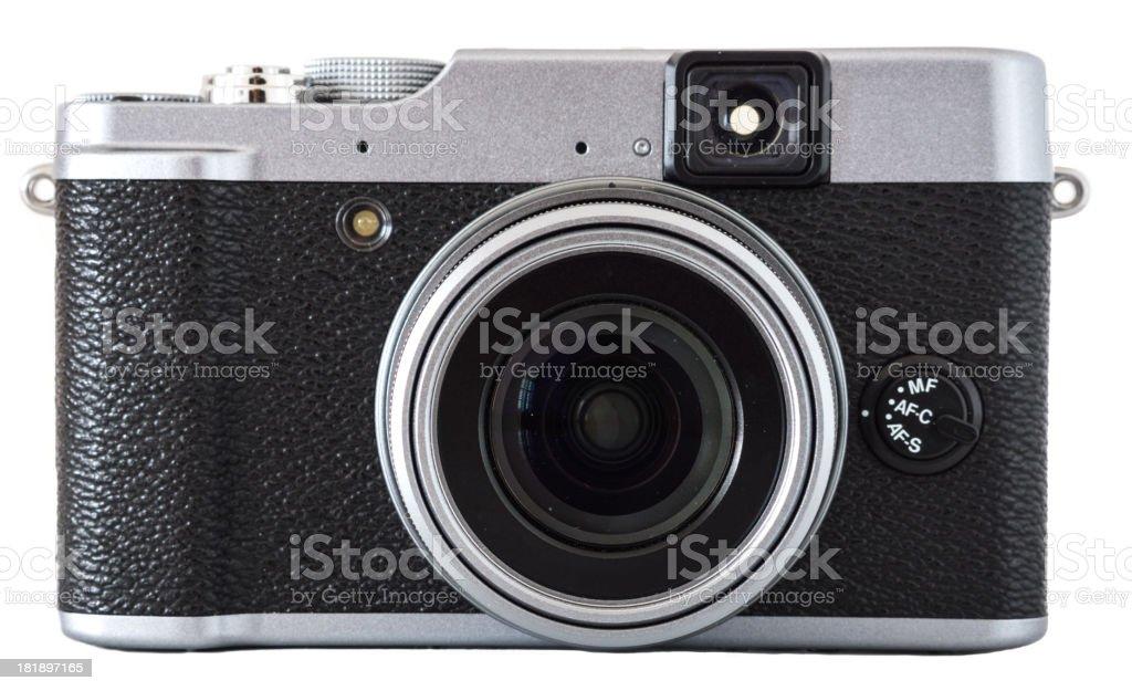 Beautiful Modern Vintage Camera stock photo