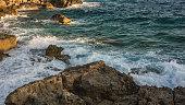 Beautiful natural Rock near of Ayia Napa,