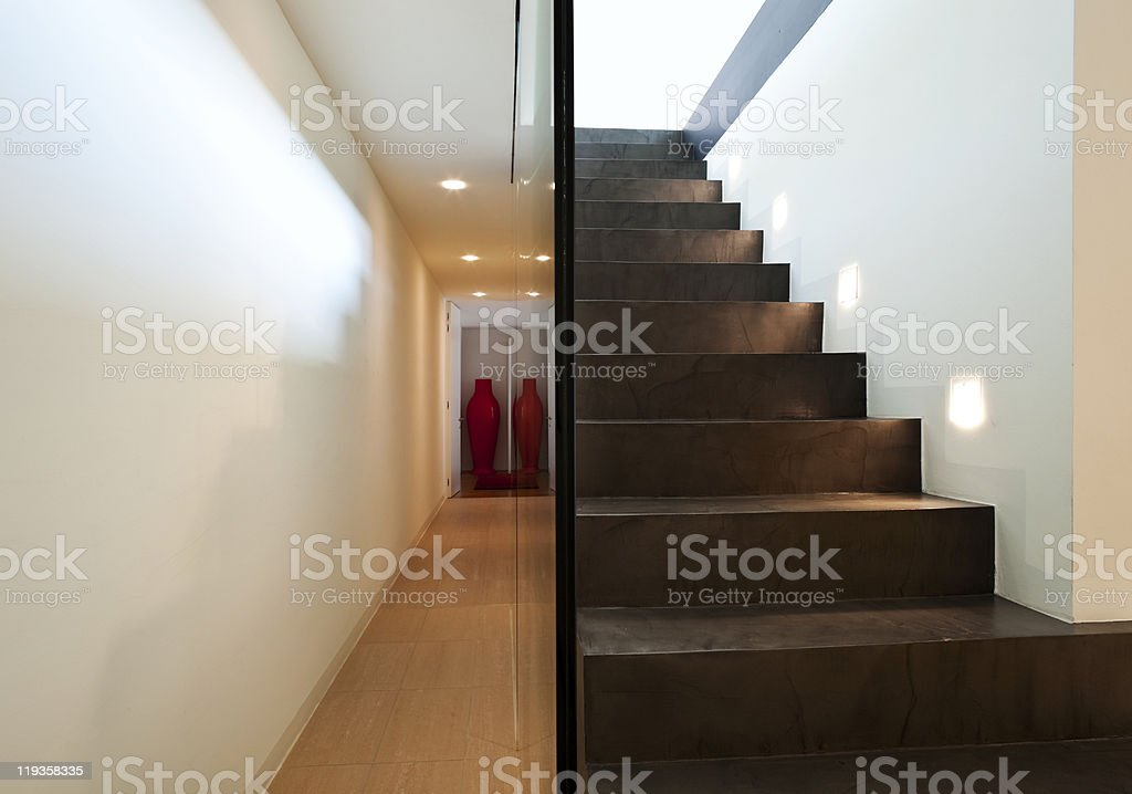 beautiful new apartment royalty-free stock photo