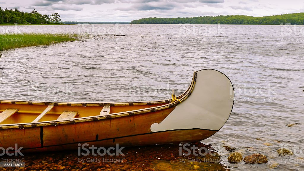 Beautiful Nova Scotia stock photo