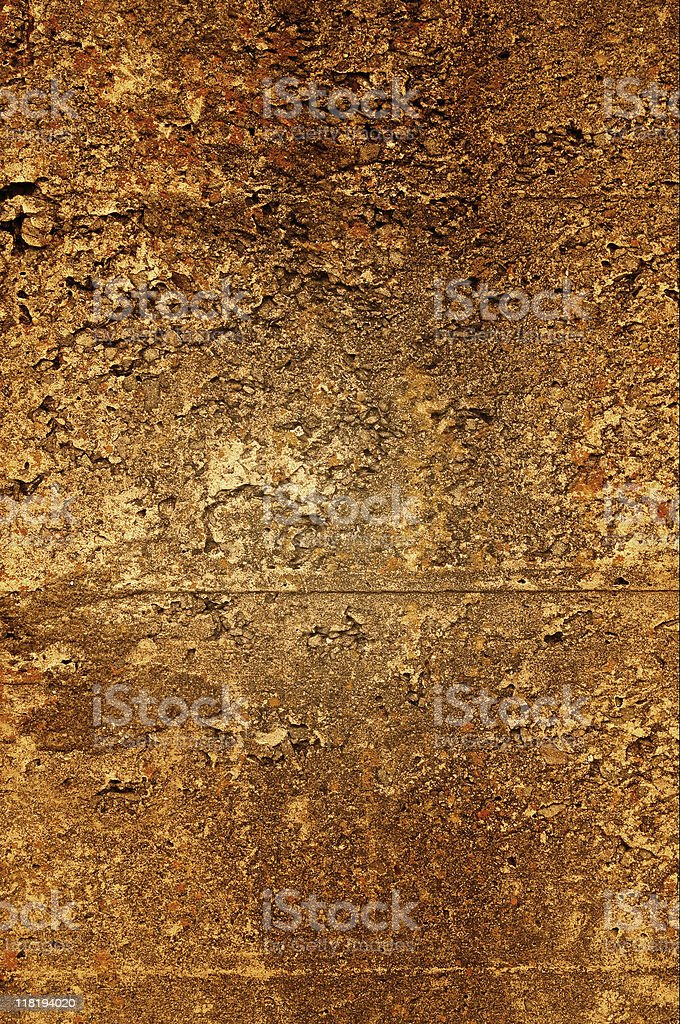 Beautiful old wall with cracks and texture royalty-free stock photo