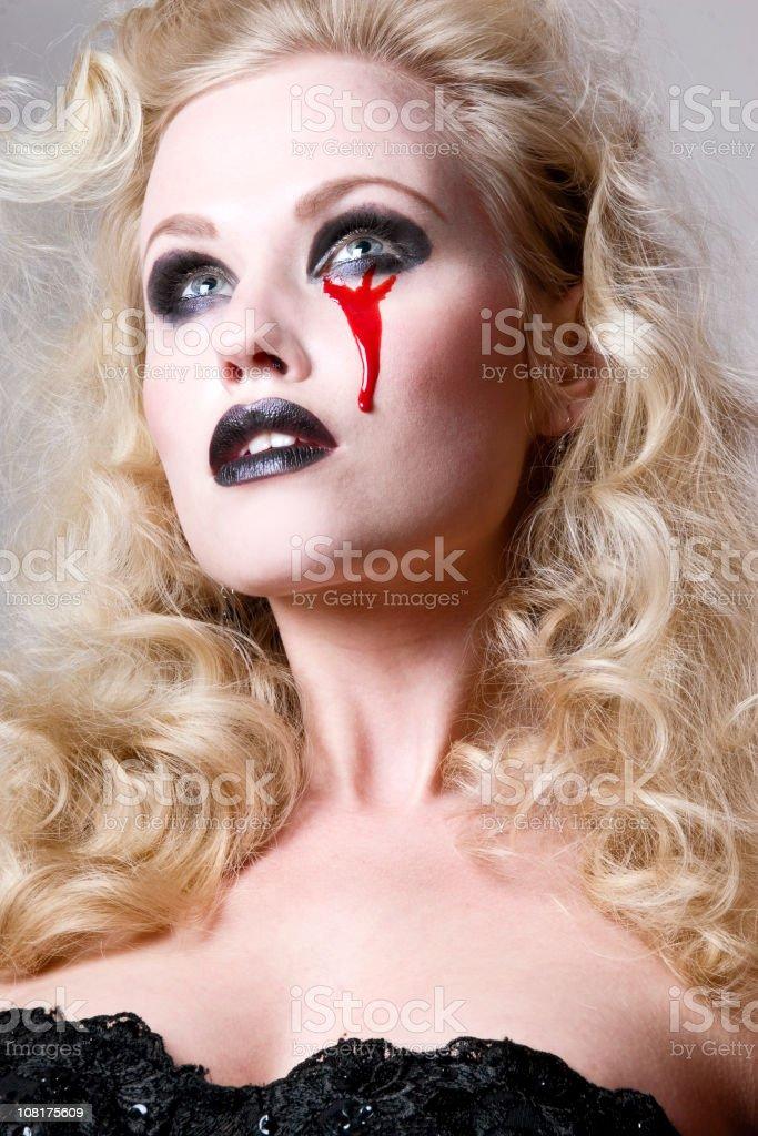 Beautiful pain stock photo