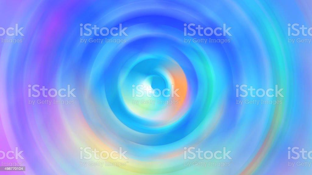 Beautiful pastel swirl stock photo