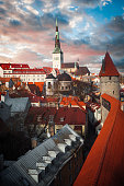 beautiful  photos of Tallinn