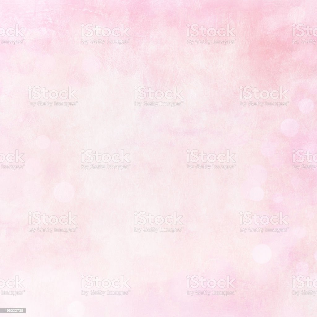 Beautiful pink pastel background vector art illustration