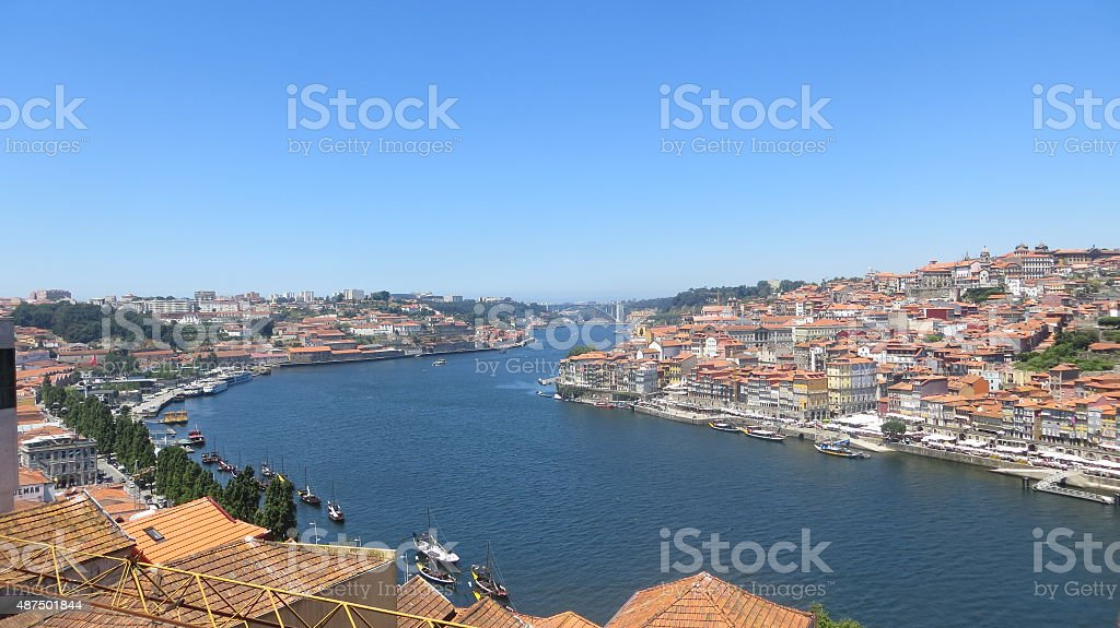 Beautiful Porto royalty-free stock photo