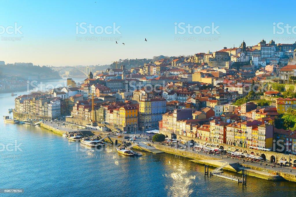Beautiful Porto, Portugal stock photo