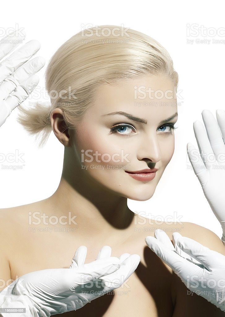 Beautiful Results royalty-free stock photo
