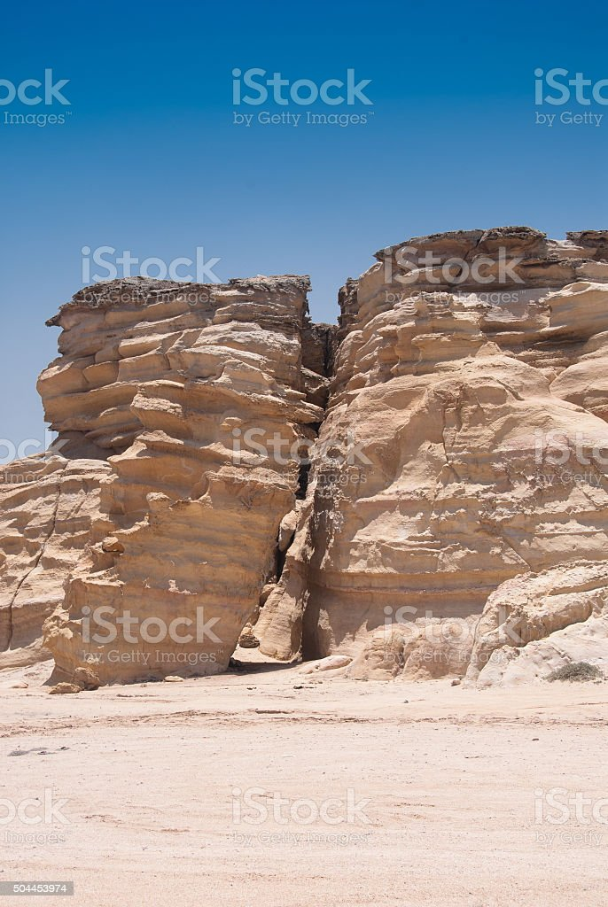 Beautiful Rocks stock photo