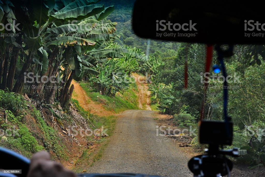 beautiful scenery stock photo