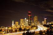 Beautiful Seattle Skyline/CityScape
