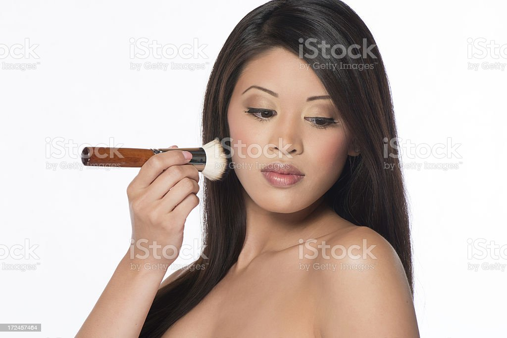 Beautiful Skin royalty-free stock photo