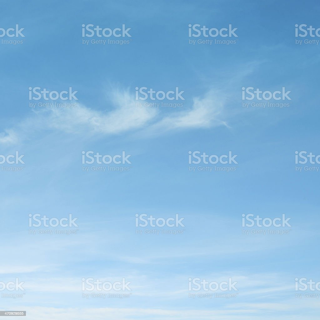 beautiful sky stock photo