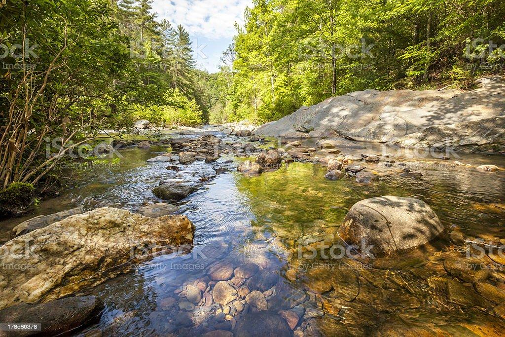 Beautiful Stream royalty-free stock photo