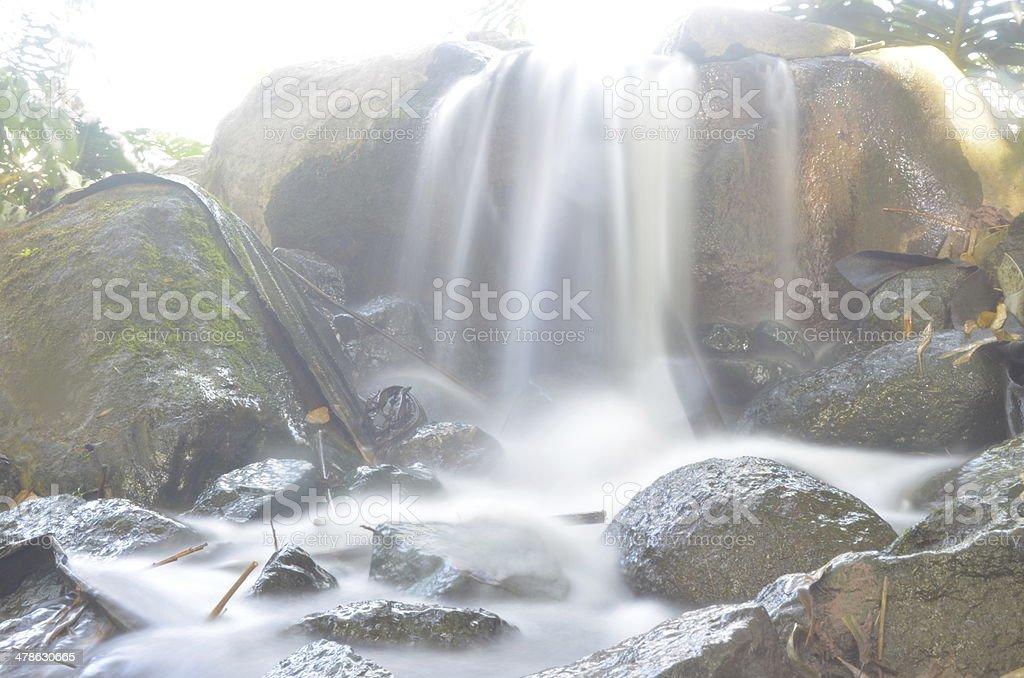 Wunderschöne Stream Lizenzfreies stock-foto