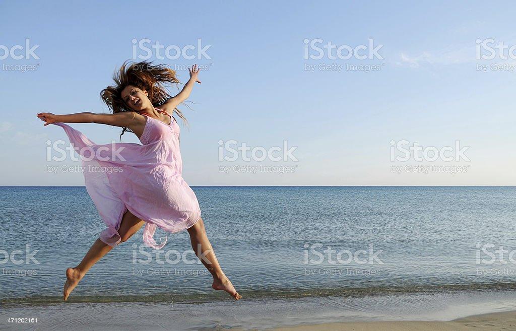 Beautiful summer royalty-free stock photo