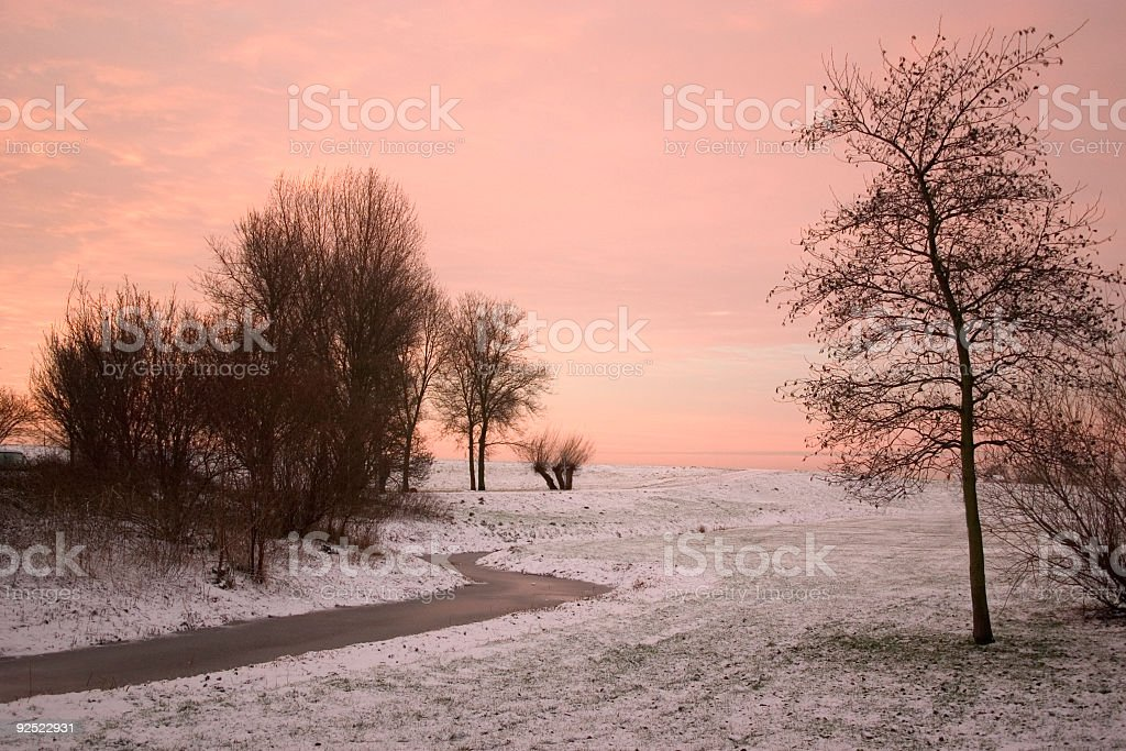 Beautiful Sunrise 2 royalty-free stock photo