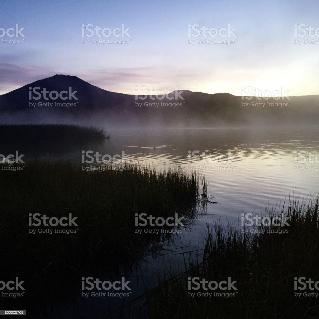Beautiful Sunrise Over Haystack Rock Cape Kiwanda Oregon Coast ...