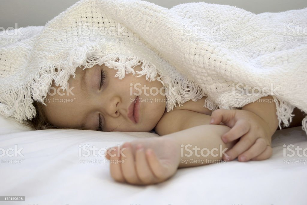 Beautiful Toddler royalty-free stock photo