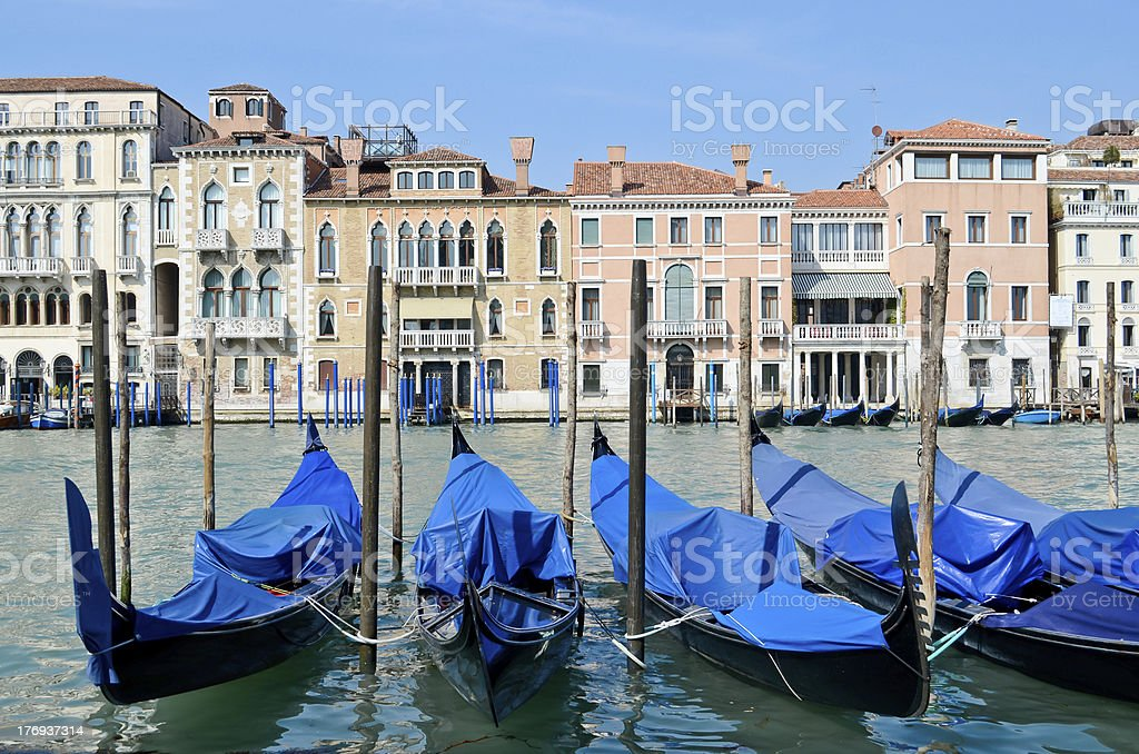 Beautiful Venice royalty-free stock photo