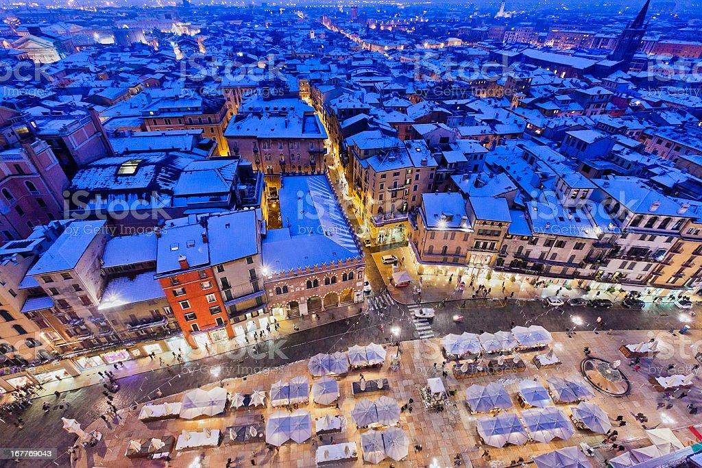 Beautiful Verona royalty-free stock photo