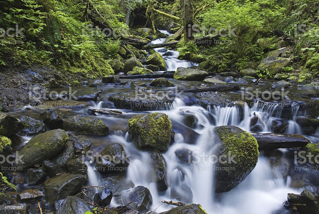 Beautiful water stock photo