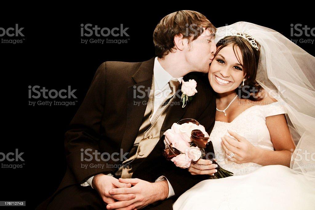 Beautiful Wedding royalty-free stock photo