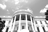 Beautiful White House USA