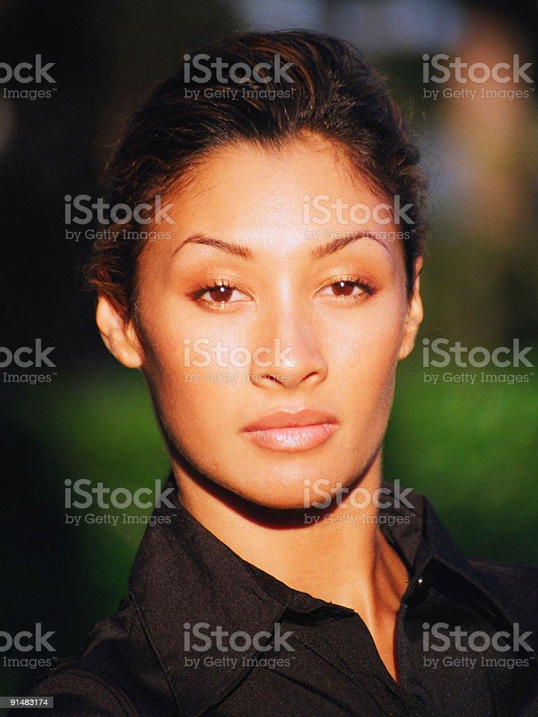 Belle femme photo photo libre de droits