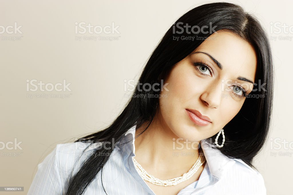 Beautiful Woman stock photo
