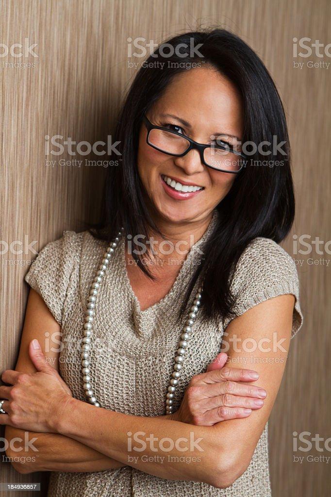 Beautiful Woman royalty-free stock photo