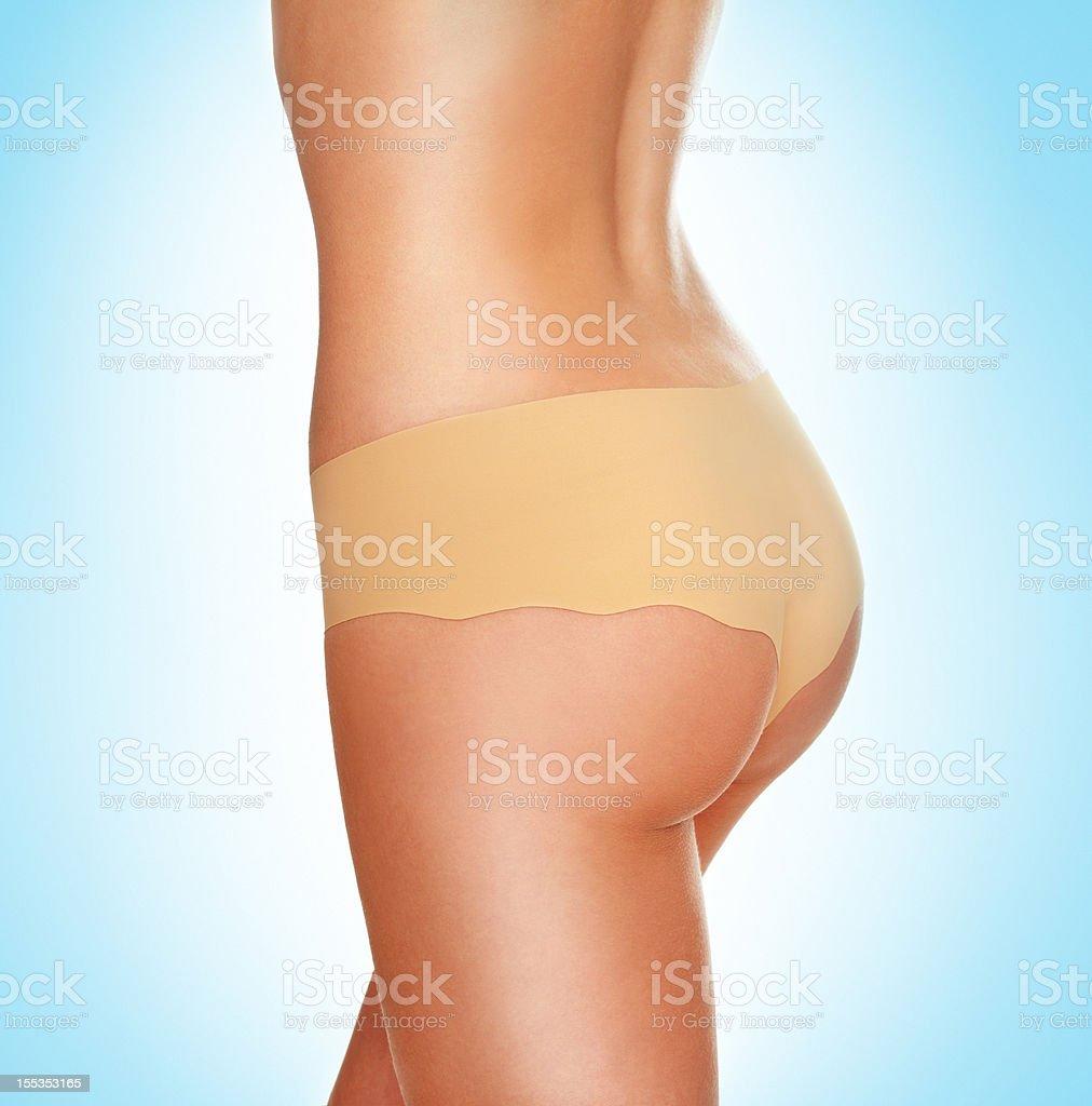 beautiful woman's body royalty-free stock photo