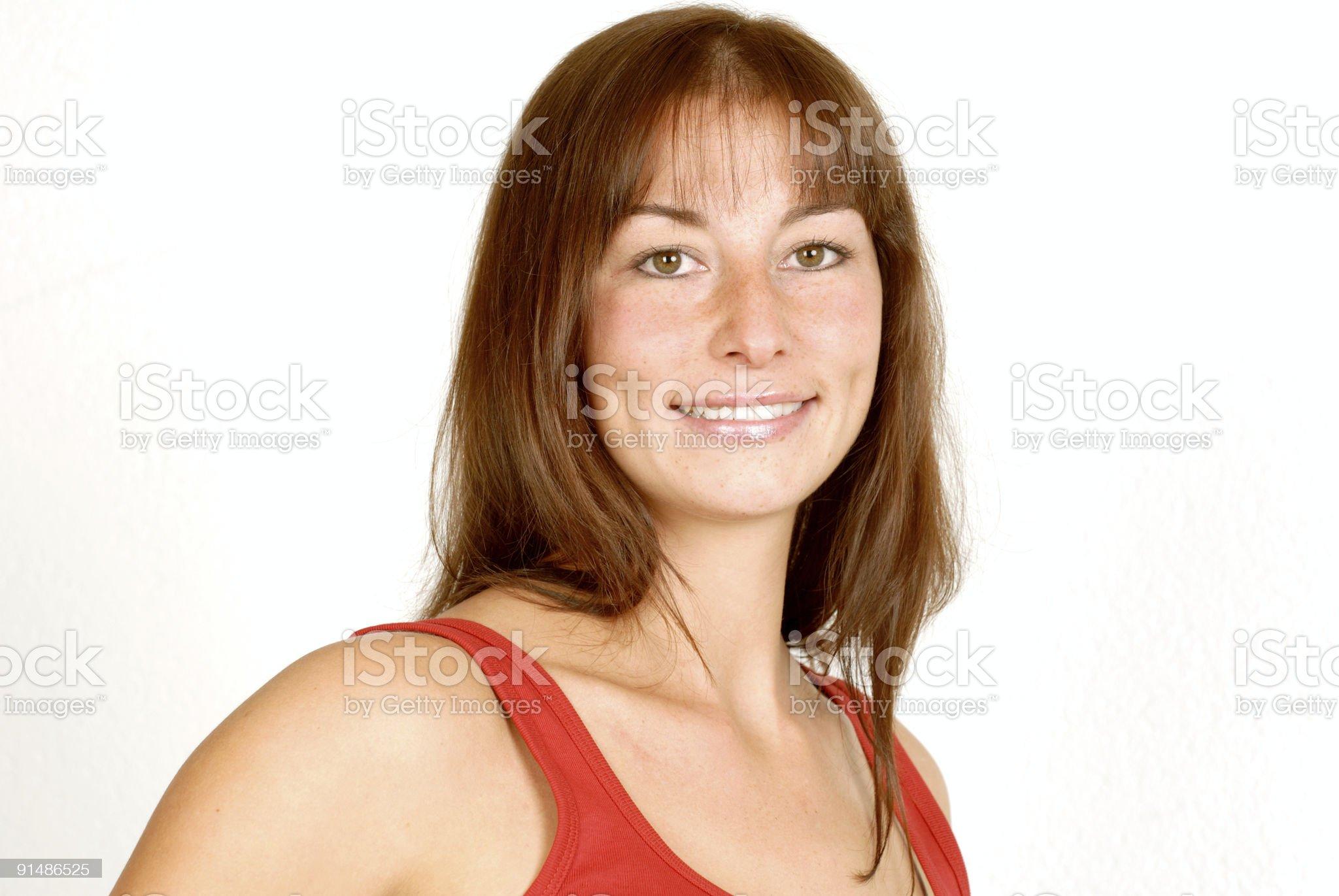 Beautiful Women royalty-free stock photo